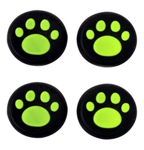 Hüllen für Hebel-Controller-Konsolen canamite; 4-teilig, Grün (Ps2 Komplett Konsole)