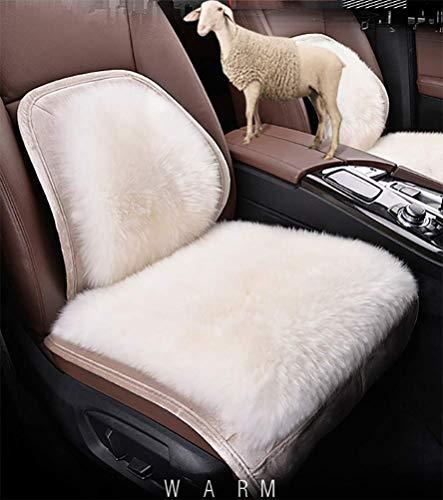 Xljh Auto SitzKissen warme RückenLehne Komfort im Winter -