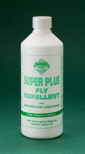 Barriera–super plus horse fly repellente x 500ml refill