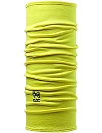 Buff Junior Merino Pañuelo multifuncional para niño, infantil, color Apple Green, tamaño Talla única