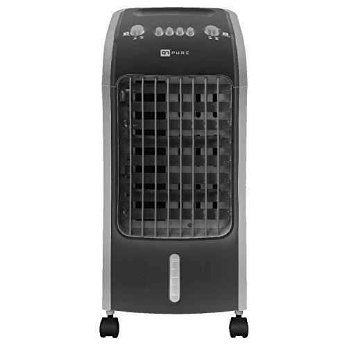 Novohogar Acondicionador de Aire Frío Portátil Q7 Pure 3 en 1. Climatizador,...