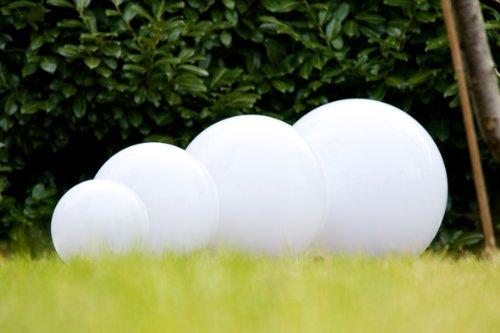 Sfere per illuminazione giardino sfere da giardino per illuminare