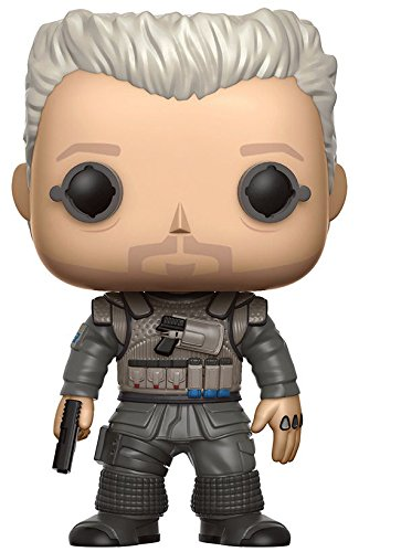 Figura de vinilo Pop Movies Ghost in the Shell 385 Batou 0cm x 9cm
