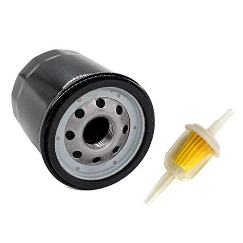 AISEN Ölfilter Motorfilter Motor Filter Oil pour Kawasaki FB FC FD FE FH  49065-2057 49065-2062 49065-2071 49065-2078 49065-7010 SCT SM106