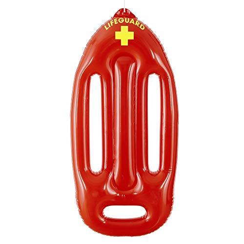 Gute Ideen Für Halloween Gruppe Kostüme - Widmann 04837 Aufblasbare Lifeguard