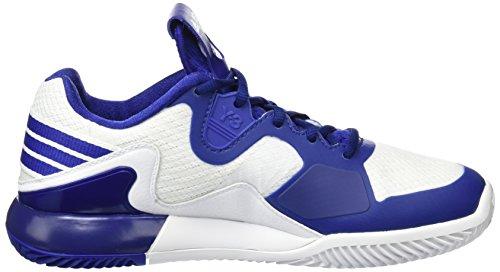 adidas Adizero Y3 2016 W, Chaussures de Tennis Femme Blanc (Hero Ink/Ftwr White/Ftwr White)