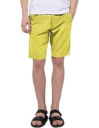 ec4dbfe87b24fb Pau1Hami1ton Herren Chino Bermuda Shorts Kurze Hose Baumwolle PH-01