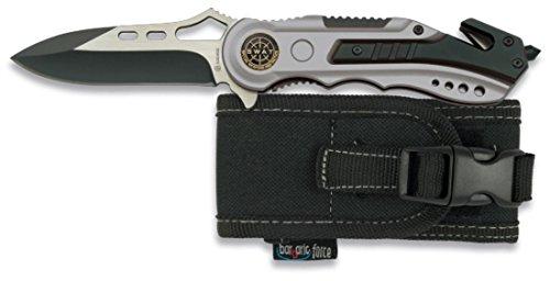 Swat M.ALBAINOX Couteau Sécurité Noir