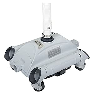 Intex robot de piscine nettoyeur automatique aspirateur for Aspirateur de piscine automatique