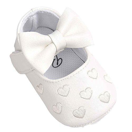 351cc3894132b Zapatos de bebé ❤️Xinantime ♡Zapatos Bebe♡ Niña Bowknot zapatos ...