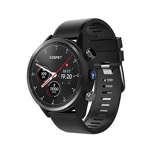 hahuha SmartWatch  Kospet Hope Lite 4G Smartwatch-Telefon 1.39 '' Android 7.1 MTK6739 Quad Core IP67