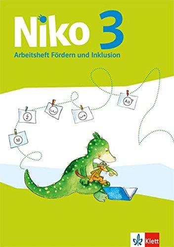 Niko Sprachbuch. Arbeitsheft Fördern und Inklusion 3. Schuljahr