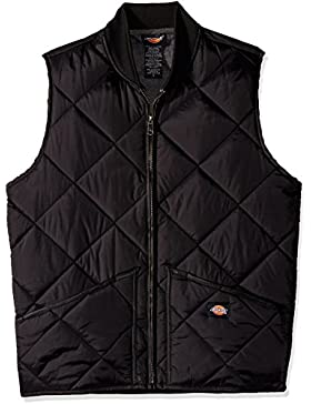 Dickies Quilted Vest, Chaleco para Hombre