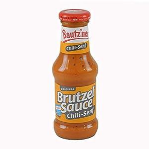 diseño de tiendas online: Diseño tzner brutzel de sauce sabor Chili de mostaza