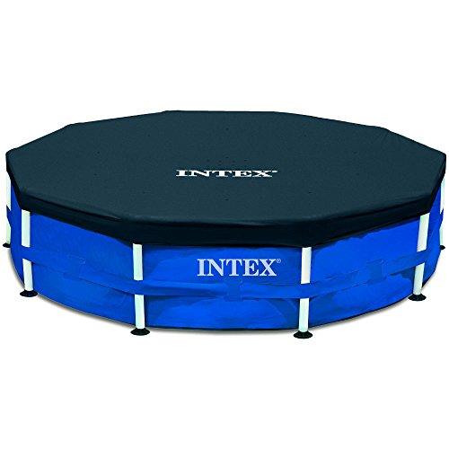 Intex-Abdeckplane-fr-Metal-Frame-Pool