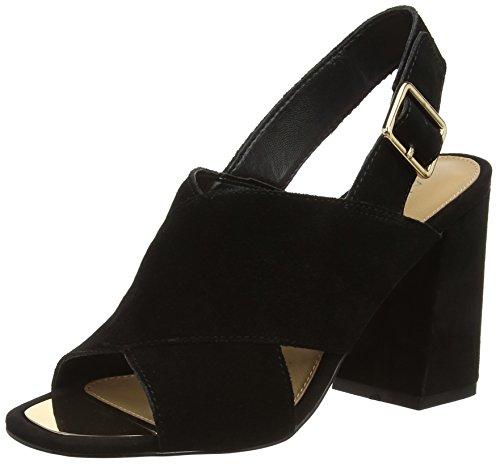 Aldo Joli, Women's Heels Sandals, Black (Black Suede / 91), 4 UK...