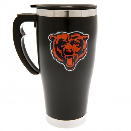 NFL Football CHICAGO BEARS Travel Mug Thermotasse Kaffeetasse Tasse (Chicago Bears Tassen)