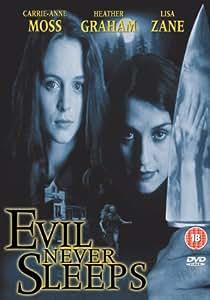 Evil Never Sleeps [DVD]