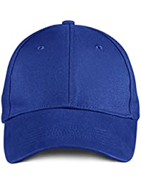 Anvil: Solid Brushed Twill Cap 136