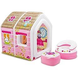 INTEX - Maisonnette Princesse 48635NP