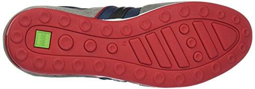 open Green BOSS 10167168 Herren Grau grey Sneaker 01 Akeen 0nqdnp