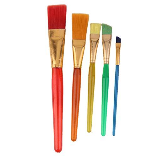 lot-de-5pcs-pinceau-de-peinture-brosse-en-nylon-pour-enfant