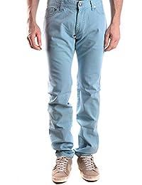 Gant Homme MCBI131117O Bleu Claire Coton Jeans