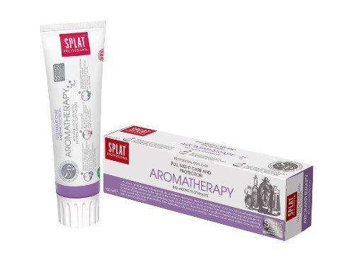 Splat AROMATHERAPIE antibakterielle fluoridfreie Zahnpasta 100ml