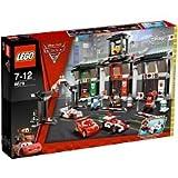 Lego 8679 Disney Cars 2 Tokyo International Circuit / Limited Edition