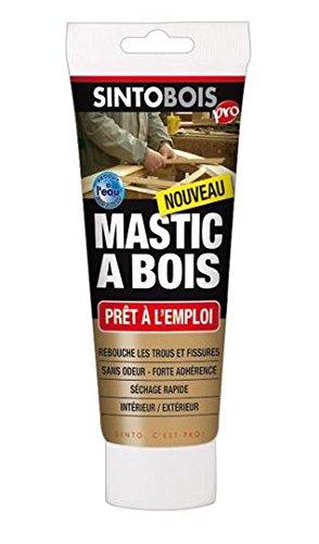 sinto-39700-tube-de-mastic-a-bois-pate-bois-blond