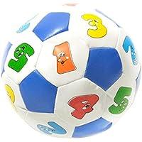 Crocodile Creek erster Babyball Softball mit Rassel 13 cm in 3 Motiven
