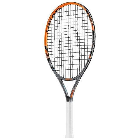 "Head 234326 Radical Raquette de tennis Taille: 26"" (9-11 ans)"