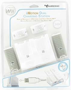 Station de Chargement Wiimote compatible wii motion plus
