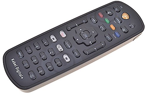 Original Fernbedienung Humax Kabel Digital RC1894002/03B für DVR-9950C DVR-9900C