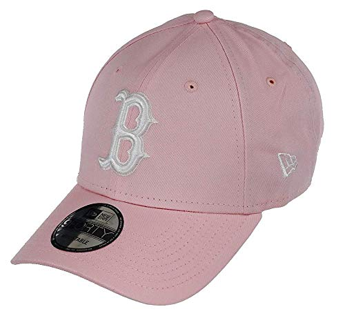 New Era 9forty Boston Red Sox Damen Kappe Pink -