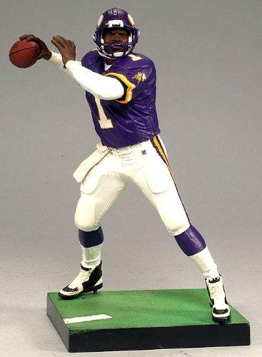 McFarlane Toys NFL Sports Picks Legends Series 6 Action Figure Warren Moon (Minnesota  Vikings) 215f971a1
