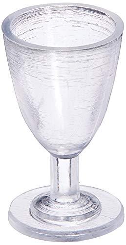 Darice Miniature verre à vin 4/Pkg-