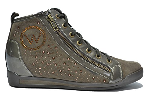 Melluso Sneakers scarpe donna torba 06336 39