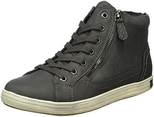 Grau High coal top Supremo 1626309 Damen wq6Ex0I