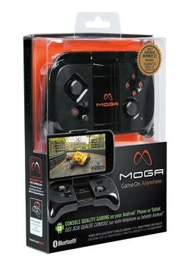 MOGA Wireless Gamepad for Android 2.3+ (Black)