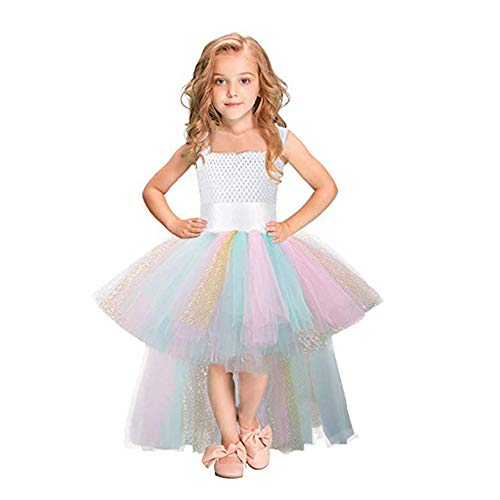 Kleinkind Kinder Party Kleider Party Outfit Kostüm Prinzessin -