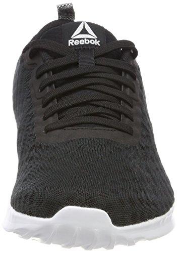 Reebok Herren Astro Walk 60 Gymnastikschuhe Schwarz (Black/White)