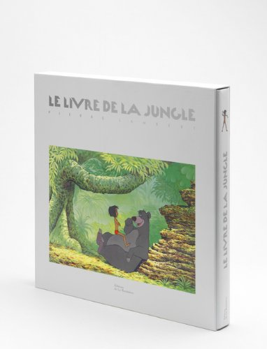 Le Livre de la jungle par Pierre. Lambert