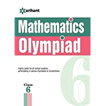 Olympiad Books Practice Sets -  Mathematics Class 6 for 2018 - 19