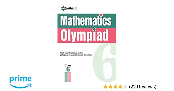 Buy Olympiad Books Practice Sets - Mathematics Class 6th Book Online