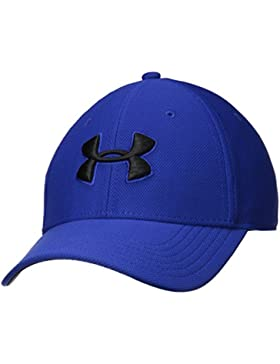 Under Armour Men's Blitzing 3.0 Cap Gorra, Hombre, Azul (400), M
