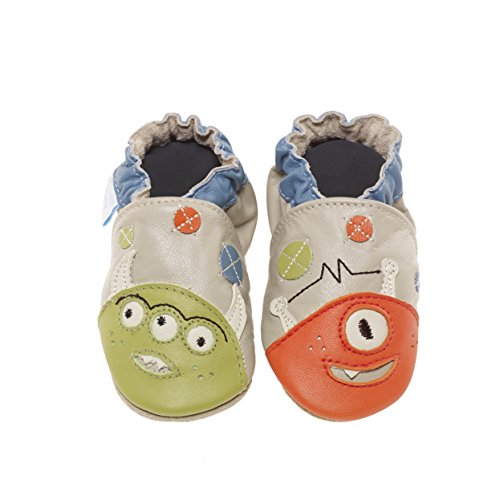 Jack & Lily Boys' Whale Shoes for First Steps 6-12 for sale  Delivered anywhere in UK