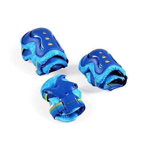 Schutzausrüstung Simon Größe S bis 25 kg, Knie- Ellenbogen- Handgelenkschoner