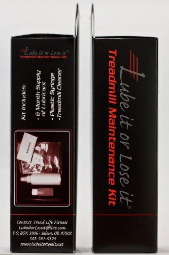 Treadmill Lube Kit - Lubrication...