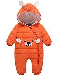 e6fbf958b9150 Amazon.fr   Orange - Bodys et combinaisons   Bébé garçon 0-24m ...